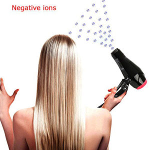 Negative ion technology