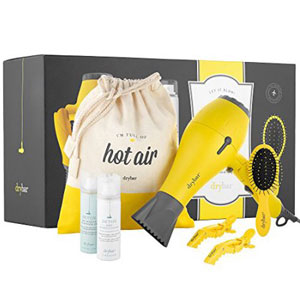 Baby Buttercup Travel Hair Dryer Review - Drybar Travel Kit