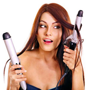 Curling wand vs Curling Iron vs Curling Tools