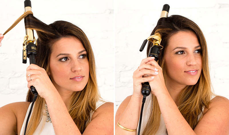 Mistakes That People Who Use Curling Irons
