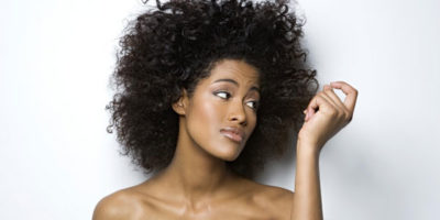 Black hair featured image