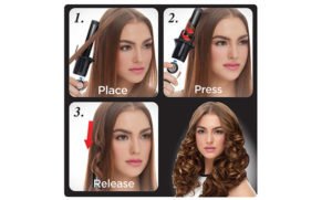 Kiss Products Instawave Automatic Hair Curler