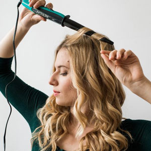 Revlon 3X Ceramic Tapered Curling Wand Review
