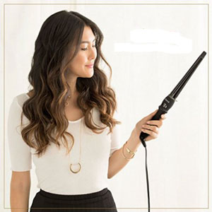 xtava Twist Professional Conical Curling Wand Review