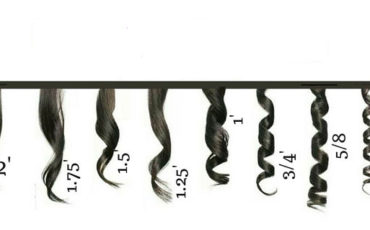 Curling Iron Sizes and What Type of Curls You Can Make With Them