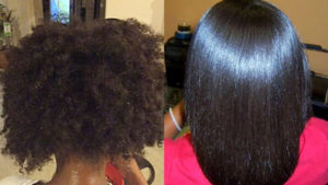 Flat Iron for Black Hair