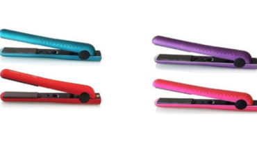 Herstyler Colorful Seasons 1.25 Inch Ceramic Flat Iron Review