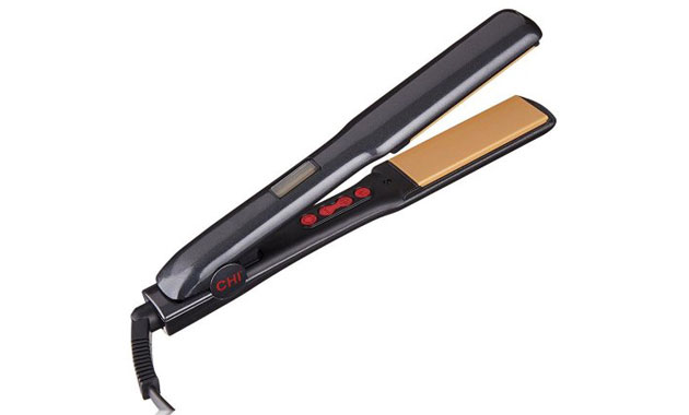 Chi G2 Ceramic And Titanium 1 25 Inch Hairstyling Iron Review